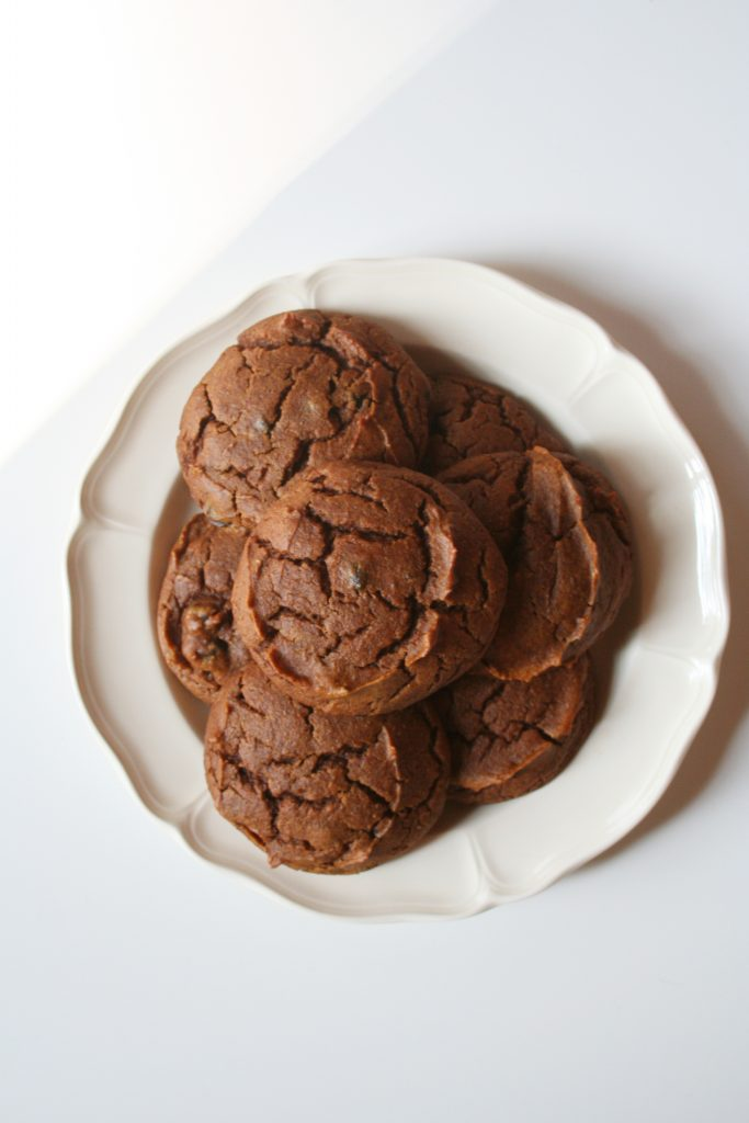 Image of Pumpkin Protein Cookies made from recipe at Paleomg