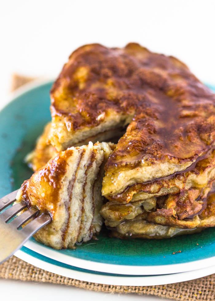 GimmeDeliciousFood Blog Banana Pancake