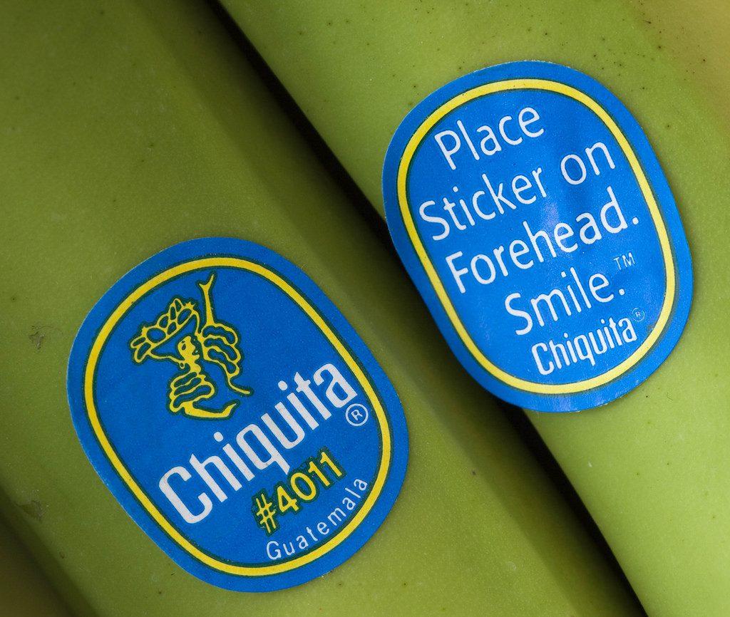Chiquita Banana Picture