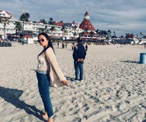 Coronado Beach Photo